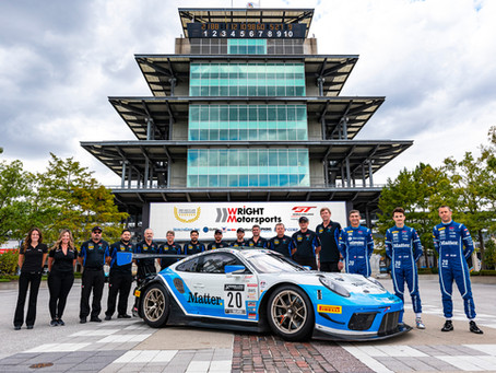 Race Recap: Wright Motorsports Secures Indianapolis Win, Am Championship Title