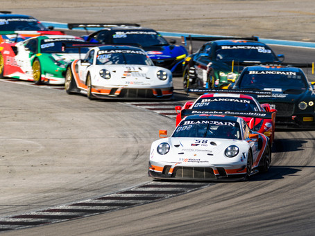 Wright Motorsports Secures Second in the Pro/Am Title Chase