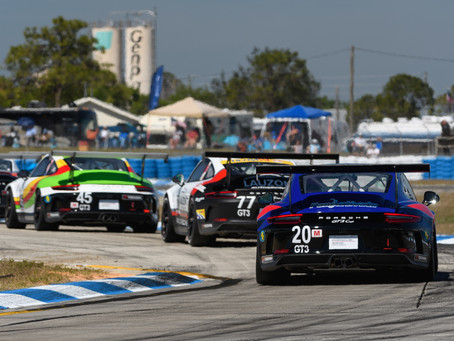 Wright Motorsports Primed for IMSA GT3 Cup Challenge Return at Road America