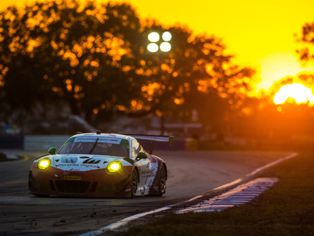 Wright Motorsports Overcomes Challenges at the Twelve Hours of Sebring