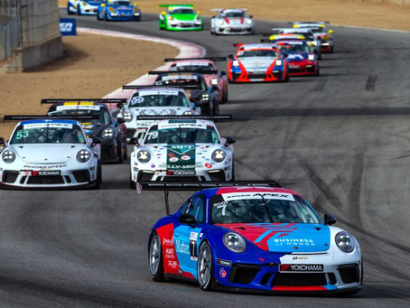Wright Motorsports Prepared to Finish Porsche GT3 Cup Challenge Season Strong at Road Atlanta