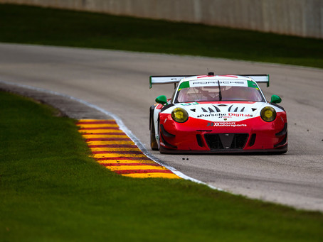 Wright Motorsports Rides Winning Momentum to VIRginia International Raceway