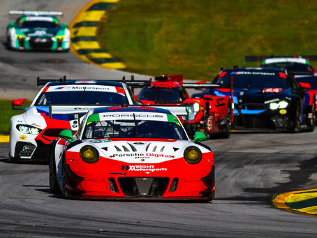 Wright Motorsports Yields a Top-Five at Petit Le Mans