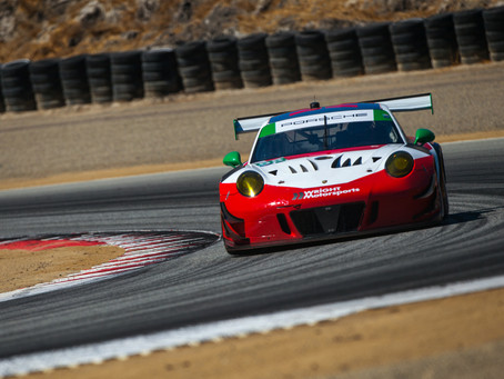 Wright Motorsports Carries an All-Factory Driver Lineup to their California Eight Hour Return
