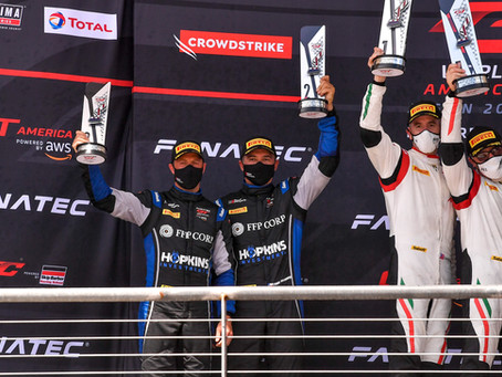 Wright Motorsports Adds Another Win, Several Podiums at Circuit of The Americas
