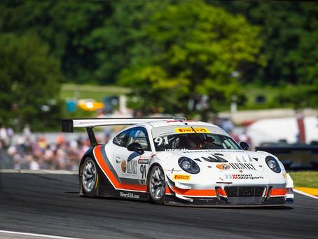 Wright Motorsports Returns to Pirelli World Challenge Action at Watkins Glen