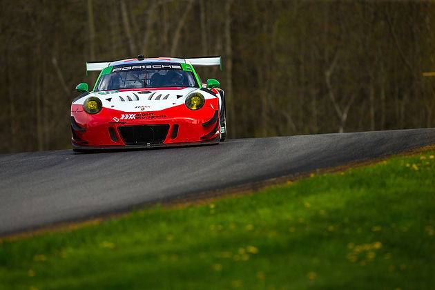 Mid-Ohio Sports Car Course >> Wright Motorsports Focuses Forward At Mid Ohio Sports Car Course