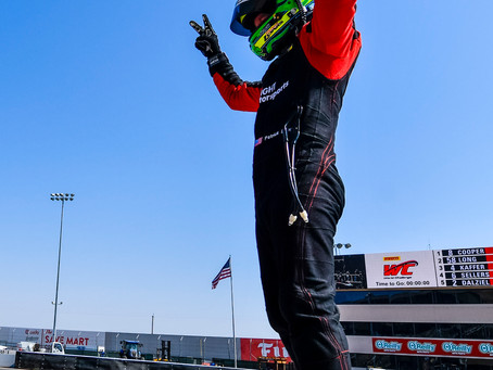 Wright Motorsports Emerges as Champions at Sonoma Raceway