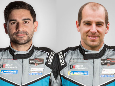 Wright Motorsports Confirms IMSA Sprint Entry with Imperato and Bleekemolen