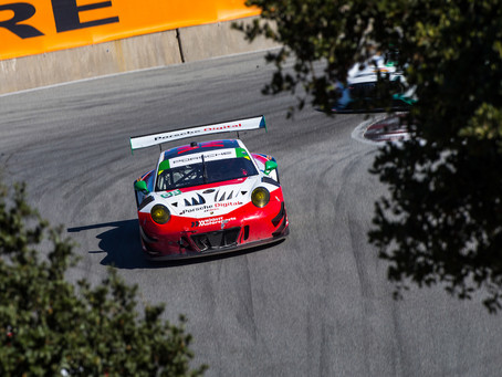 Wright Motorsports Focuses Forward After Laguna Seca