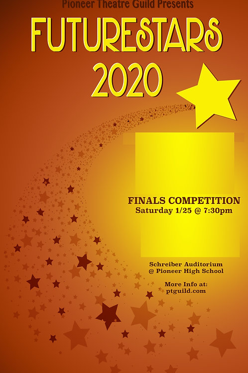 FutureStars 2020 - Finals Competition