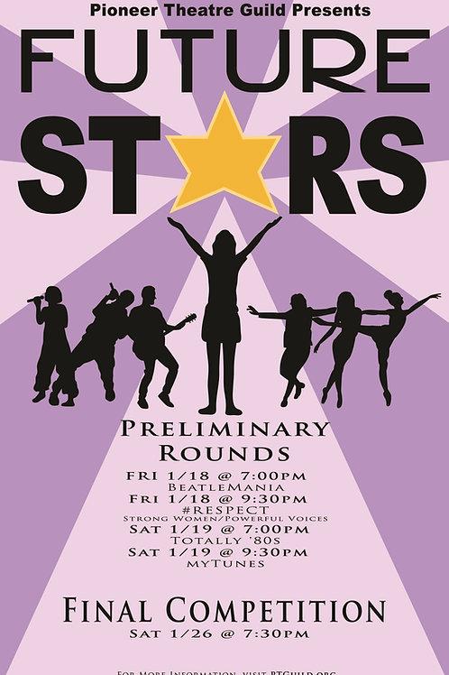 Future Stars 2019 - 5-Show Set