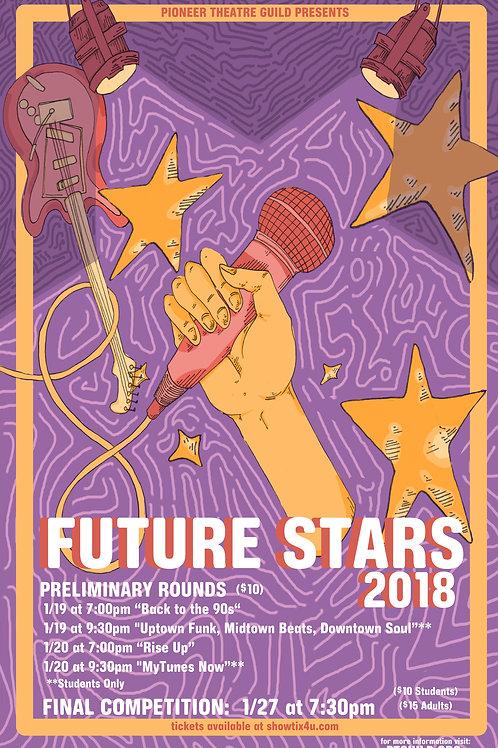 FutureStars 2018 - Final Competition