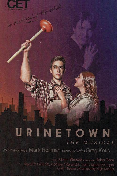 Urintown DVD