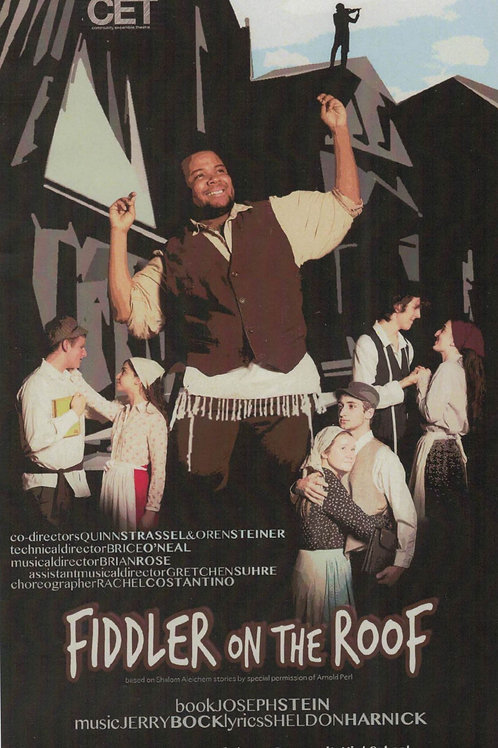 Fiddler on the Roof DVD