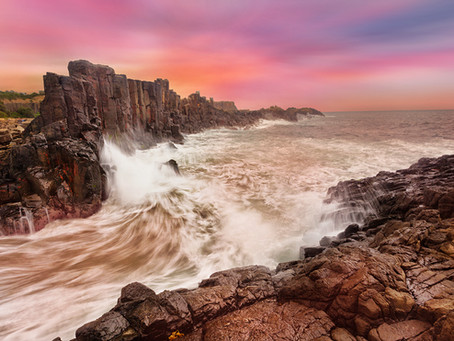 How to create dramatic landscape photographs