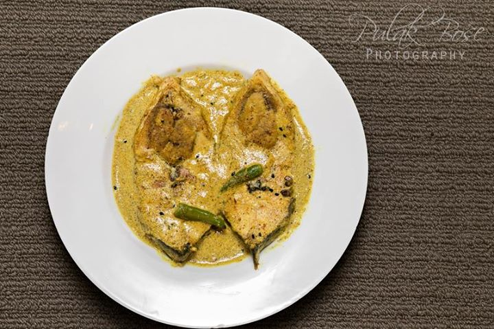 Hilsa Mustard Curry