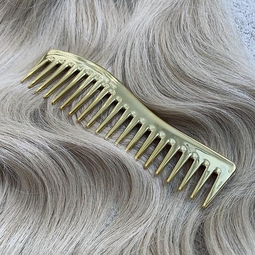 GOLD Curl Comb