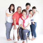 家族写真,横浜