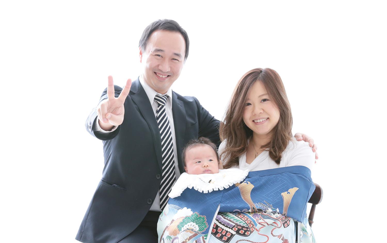 横浜のお宮参り撮影ができるスタジオエルオー
