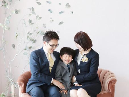 横浜フォトスタジオ | studio LO | 家族写真