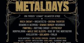 Fallen Arise at Metaldays