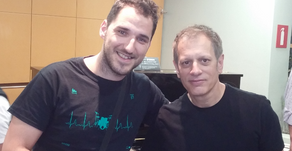 Dave Weckl in Athens