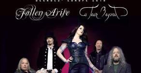 Fallen Arise supports Nightwish