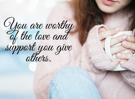 Tips to help you love yourself more!