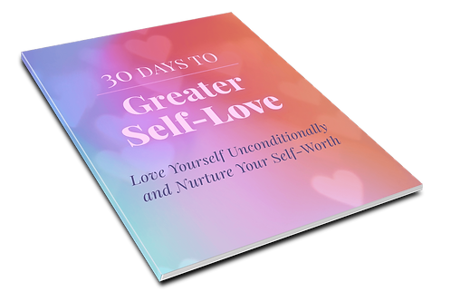 30 Days to Greater Self-Love Daily Tracker