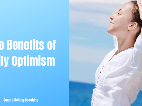 Five Benefits of Daily Optimism