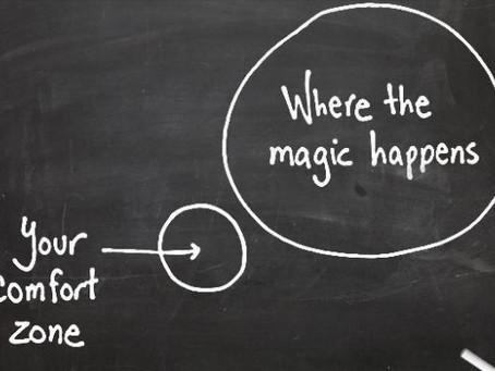 Stuck Inside Your Comfort Zone?