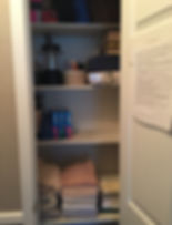 Organize with Lisa OWL After Closet Lisa Harris Professional Organizer Bergen County Paramus NJ