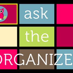 #asktheORGANIZER webinar - May 7th