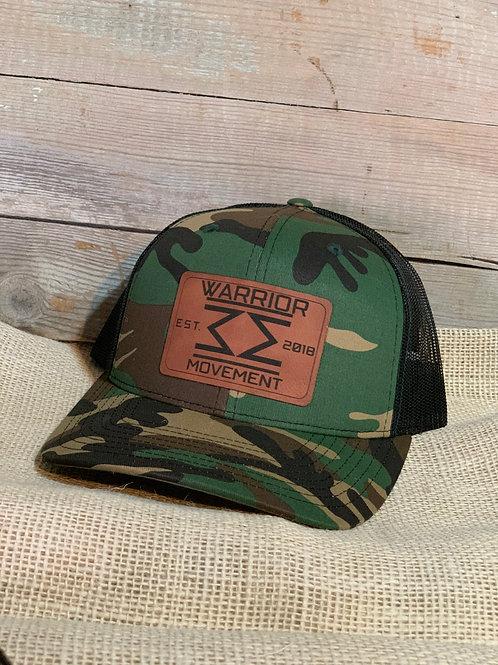 WM Hats- Flatbill Trucker Style