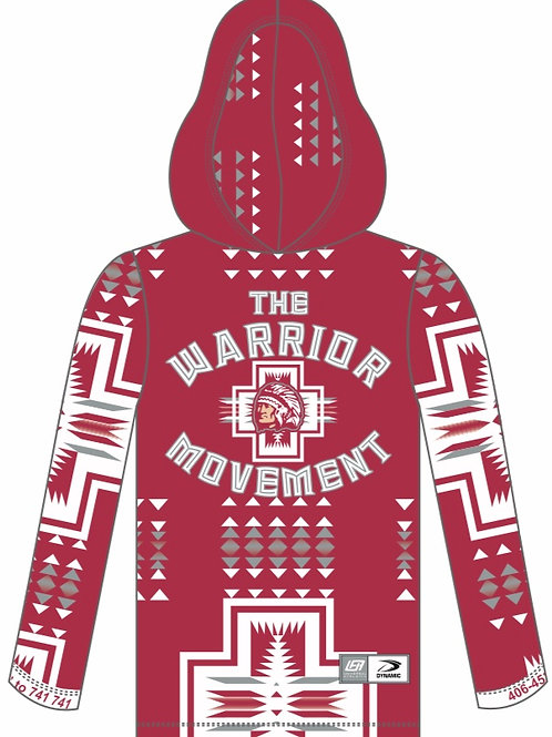 WM Hoodie- Original Warrior