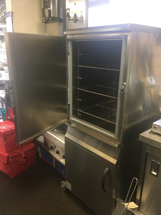 Gas Steaming Oven