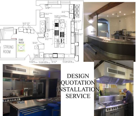 Design, Quotation, Installation, Service