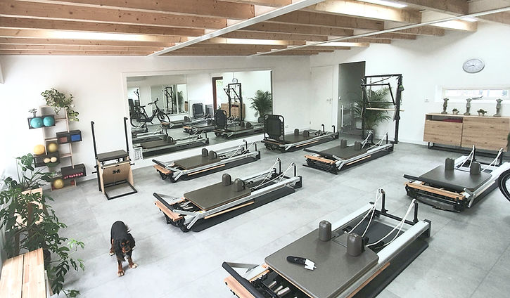 In-Sync Stott Pilates Studio in Amstelveen