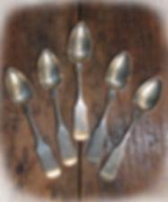 Silver Teaspoons