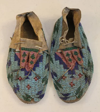 Sioux Moccasins*