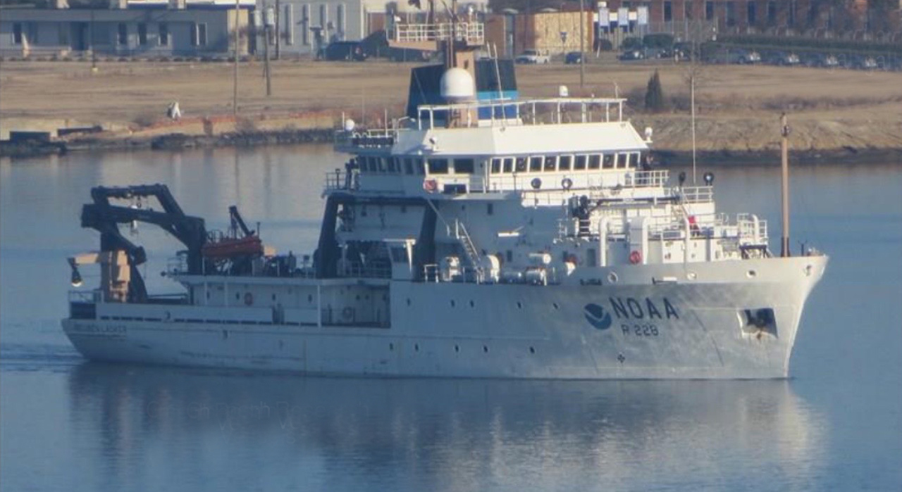 Government Research Vessels