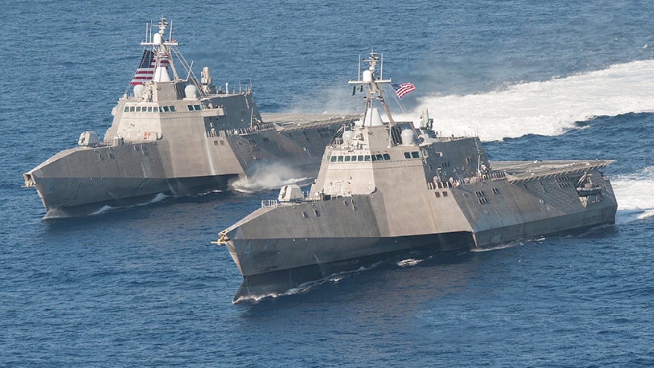 U.S. Navy Vessels