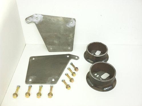 '41-'48 Chevy Sedan Front Shock Kit