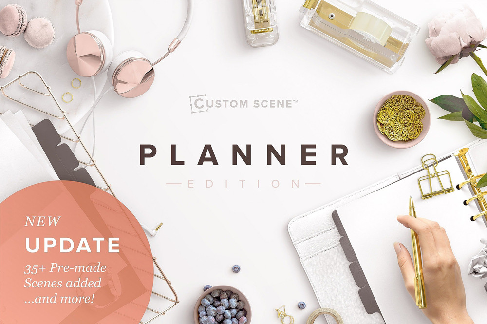 Planner Edition - By Custom Scene