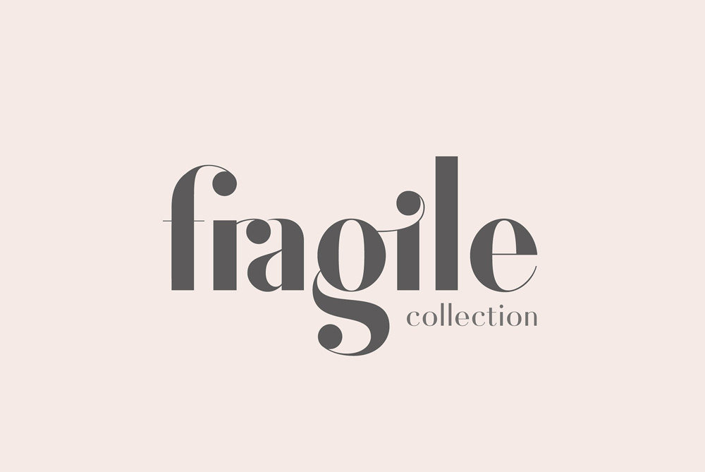 Fragile Font collection