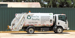Commercial Recycling Hauler