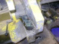 Sheared Hard Drives.JPG