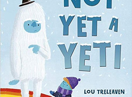 Review: Not Yet a Yeti