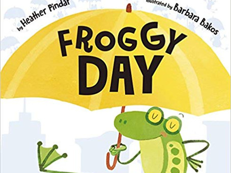 Review: Froggy Day
